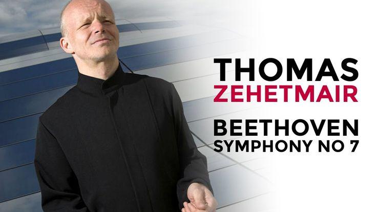 RCM Symphony Orchestra: Thomas Zehetmair conducts Beethoven Symphony no ...Beethoven Symphony no 7 in A major op 92. Vibrant and well-driven.