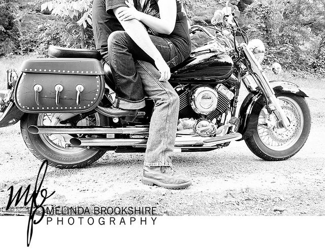 Would love to have photos with the bike like this. Maybe for our five year anniversary.