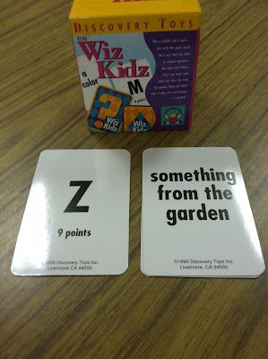 Wiz Kidz by Discovery Toys - another great game for speech and language therapy. Repinned by SOS Inc. Resources pinterest.com/sostherapy/.