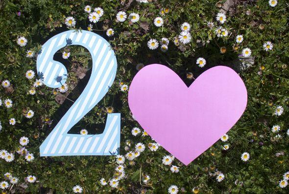 2 anos - bodas de algodão