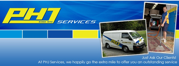 PHJ Services, Carpet Cleaning, Gold Coast
