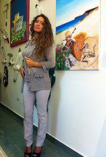 Artemoda: Tween set Monica Magni
