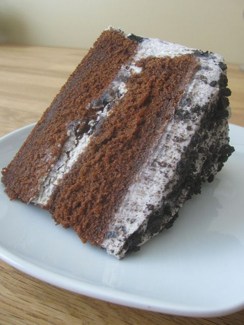 Cookies n Cream Cake | Flickr - Photo Sharing!