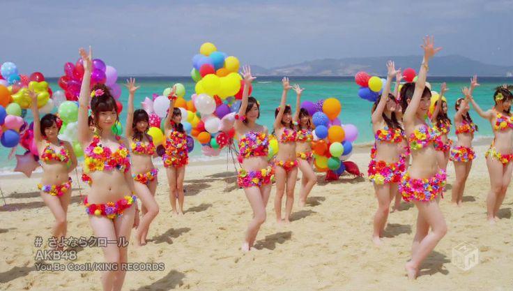 I LOVE JAPAN AND AKB48: AKB48 31st single Sayonara Crawl