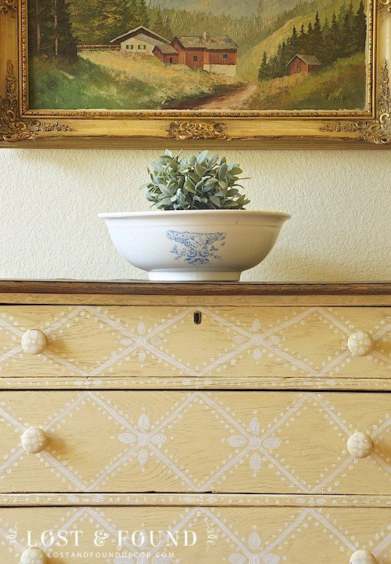 How to Add Depth to Your Painted Furniture with Fusion Antique Glaze: A little of this glaze adds depth, character, and an aged personality to furniture pieces.