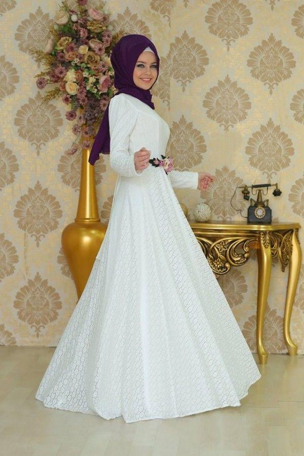 Lace Dress - Ecru $66.67