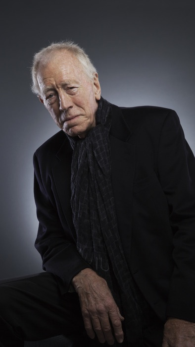 "Max von Sydow from ""Extremely Loud & Incredibly Close"" which turned out to be a good film in the end."