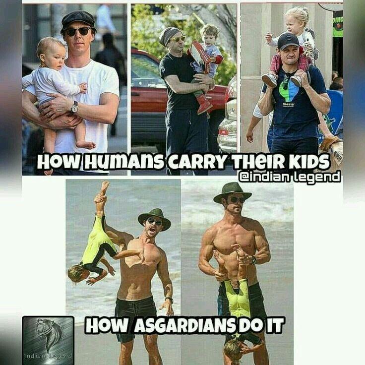 25 + › Mein Vater trägt meinen Bruder wie der Ashardianer. Er ist 9. – #ashardian #australian #brother #carries #dad #Hes