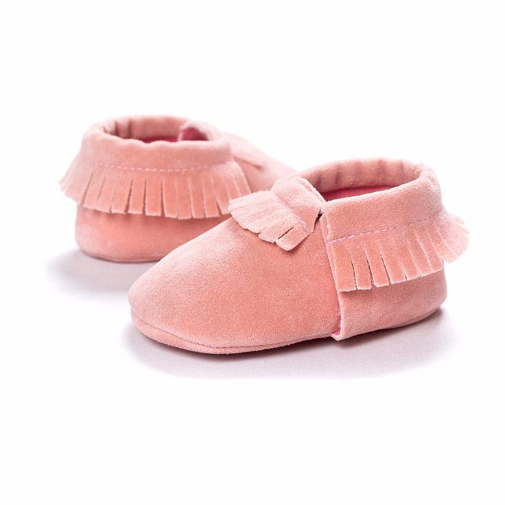 Aliexpress.com :  Rosa Baby Schuhe Weiche Fringe Peeling Hand Made Neugeborenen Ersten Wanderer Heißer Verkauf Kleinkind Schuh Infant mokassins von verlässlichen schuhe fach-Lieferanten auf Super Retail Market For Baby&Kids kaufen