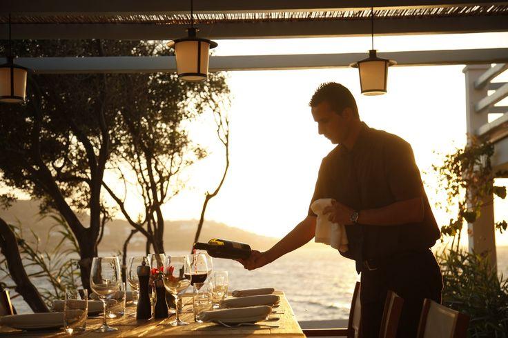 Your Butler at the Belvedere Villa, Mykonos