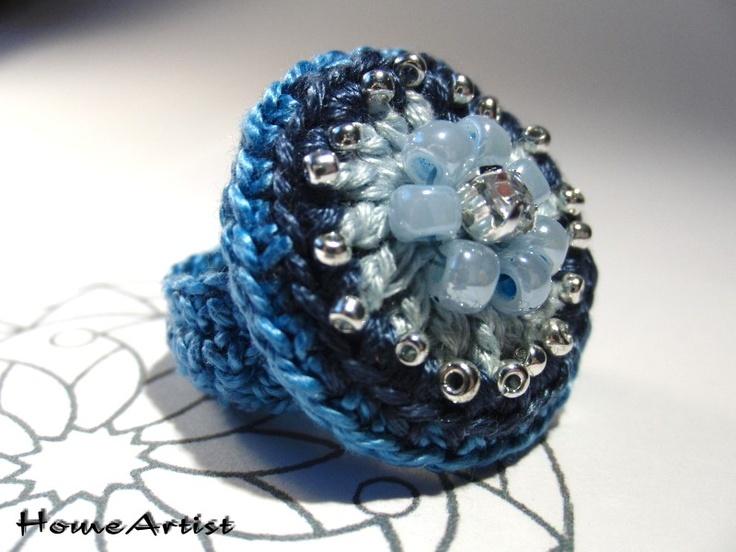 Anillo crochet : Homeartist!, Produtos artesanales