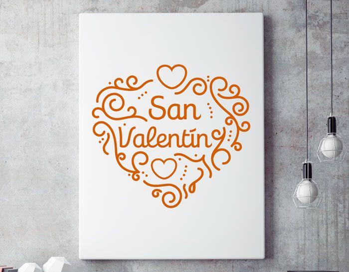 escaparates san valentin enamorados