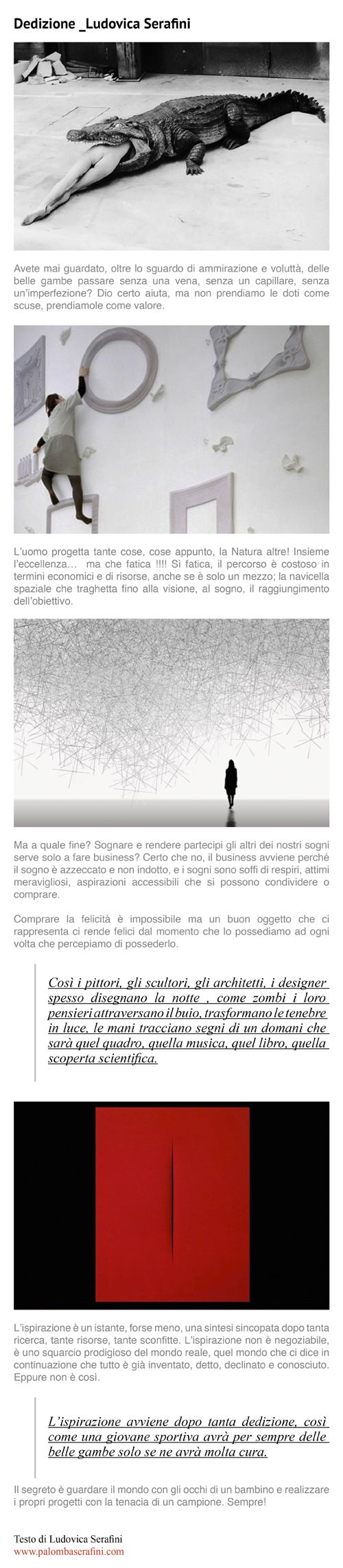 June 28th 2013   Ludovica Palomba #blog for @casatrend+   #design http://www.casatrendmag.it/1425/