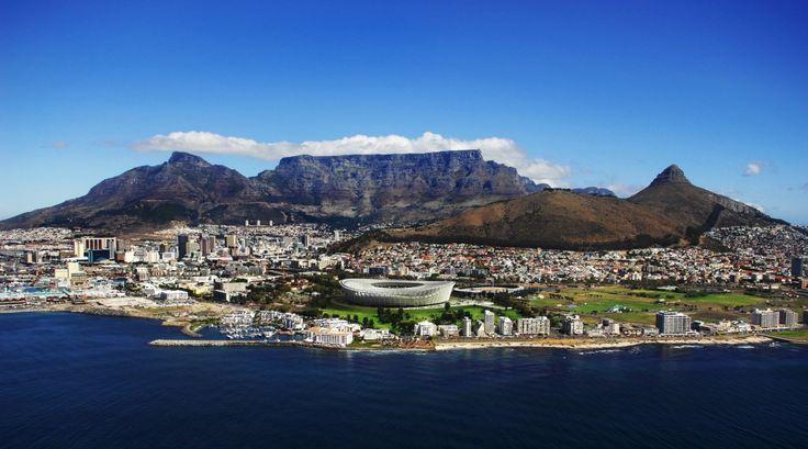 Dél-Afrika - Cape Town