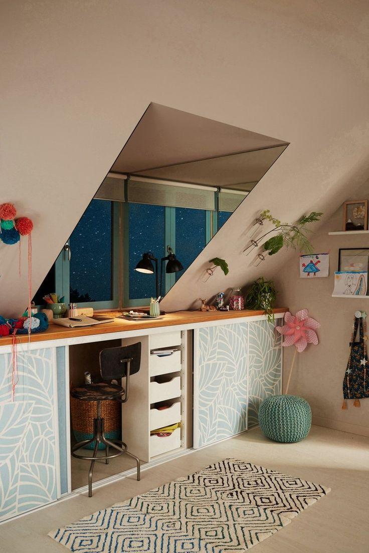 Spiegel neben Fenster – mehr Licht! Combles / Gre…