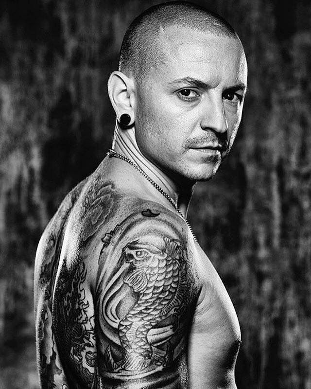 Beautiful Legend Chester Bennington Makechesterproud