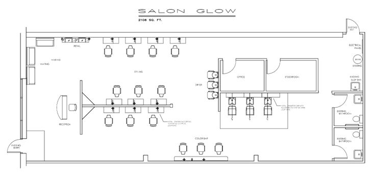 13 Best Images About Salon Floor Plans On Pinterest