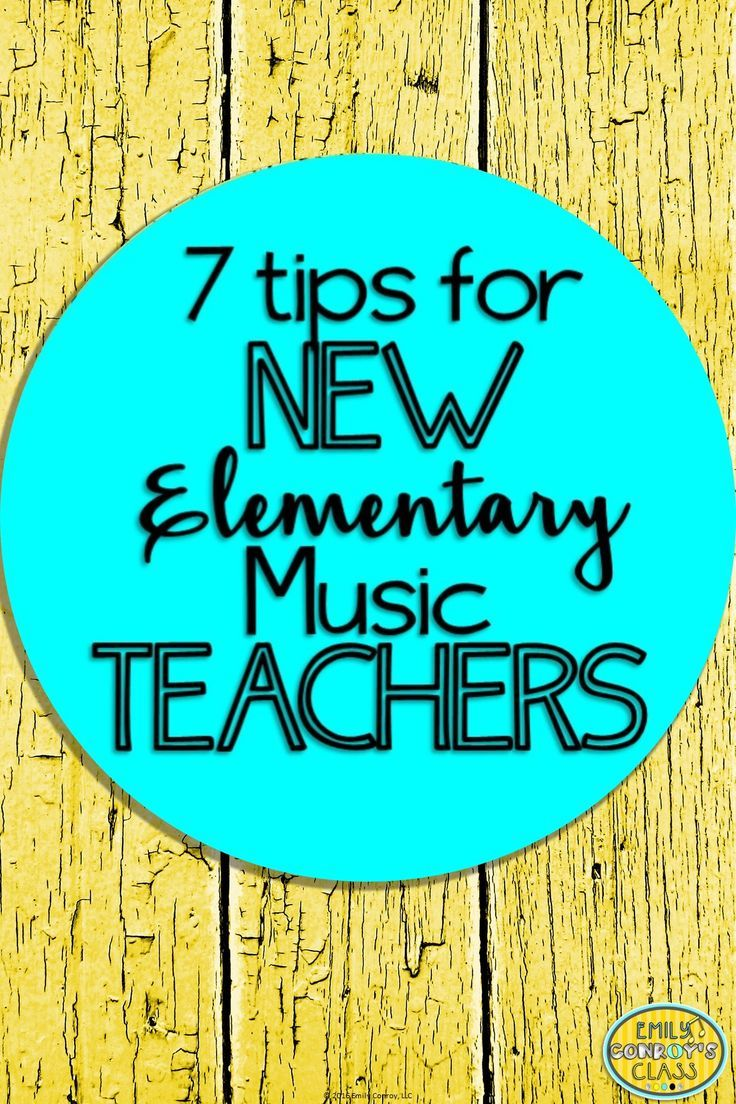 This blog post contains advice and tips for new or returning music teachers. It also includes a FREE schedule sheet to help elementary music teachers keep track of what they did with each class!