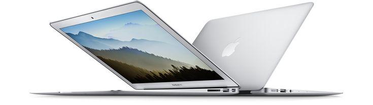Apple - MacBook Air (big sigh) - I want, I want, I want - my new chant.
