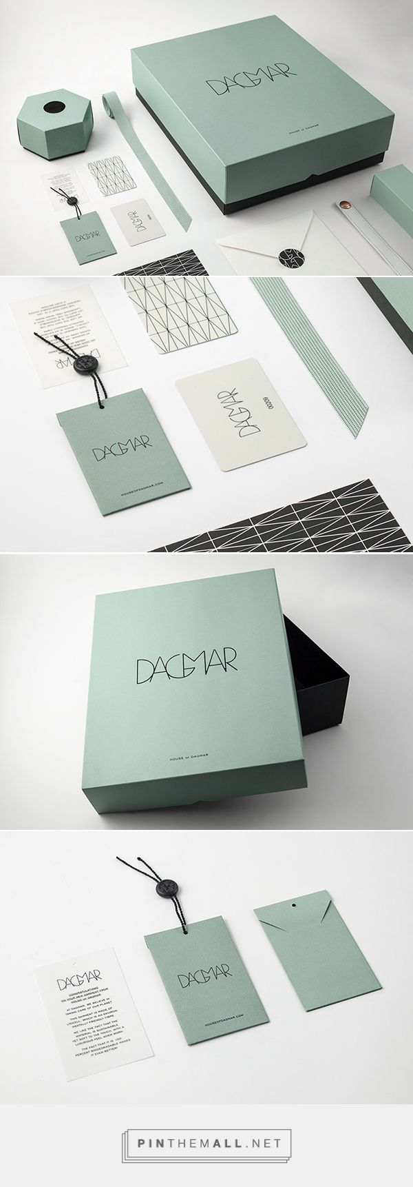 House of Dagmar Fashion Branding by BrittonBritton