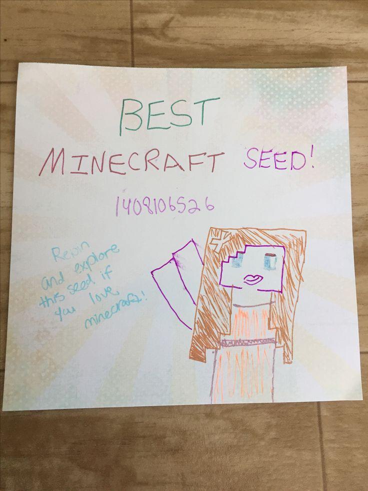 Best Minecraft Seed!!!!