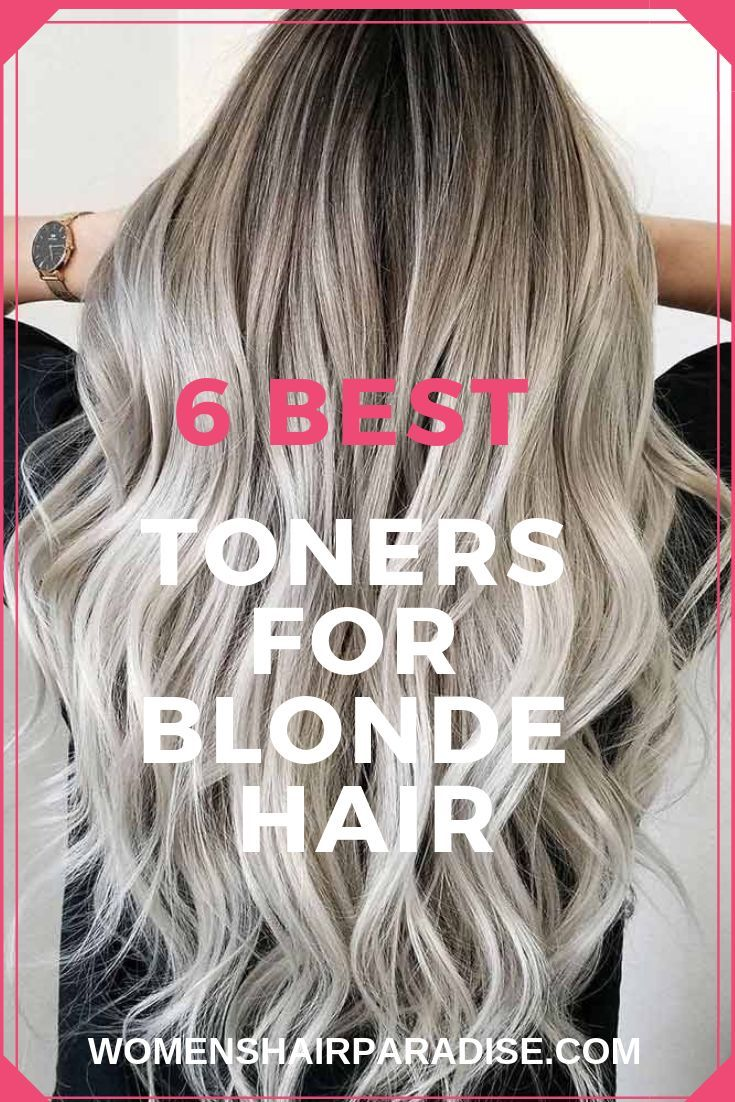 How To Get Rid Of Brassy Blonde Hair Best Toners For Blonde Hair For Yellow Hair For Orange In 2020 Toner For Blonde Hair Yellow Blonde Hair Toner For Bleached Hair
