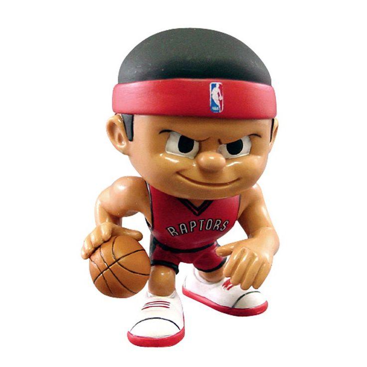 Toronto Raptors NBA Lil Teammates Vinyl Playmaker Sports Figure (2 3/4 Tall) (Series 2)