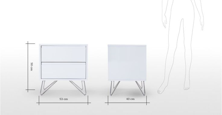 25 best ideas about white gloss bedside table on. Black Bedroom Furniture Sets. Home Design Ideas