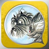 Record your own narration with this app. Lynley Dodd texts make an inspiring read for all ages.