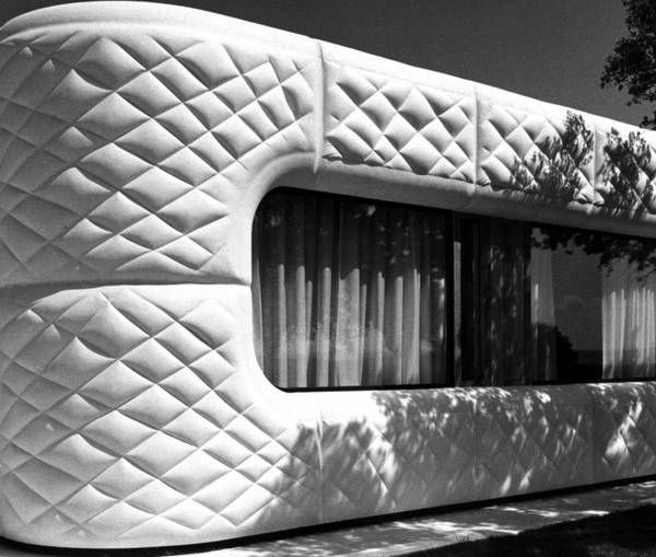 Fabric Formed Concrete: Miguel Fisac