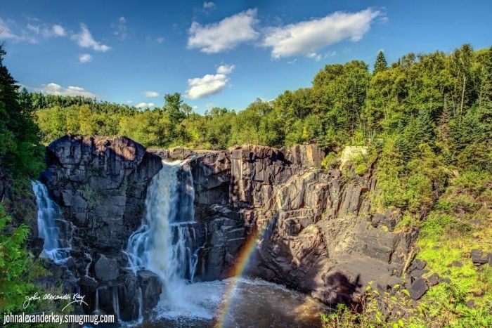 The Ultimate Minnesota Waterfalls Road Trip | Visit these spectacular waterfalls on your next family vacation