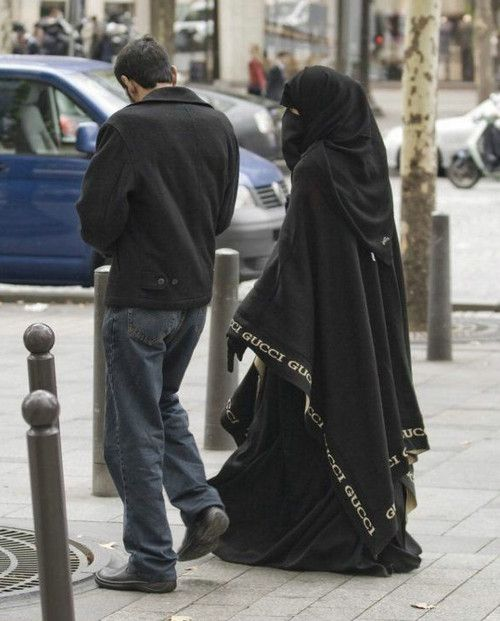 Niqab doesn't mean you don't have a freedom. You obey Allah who created you as a free muslim.