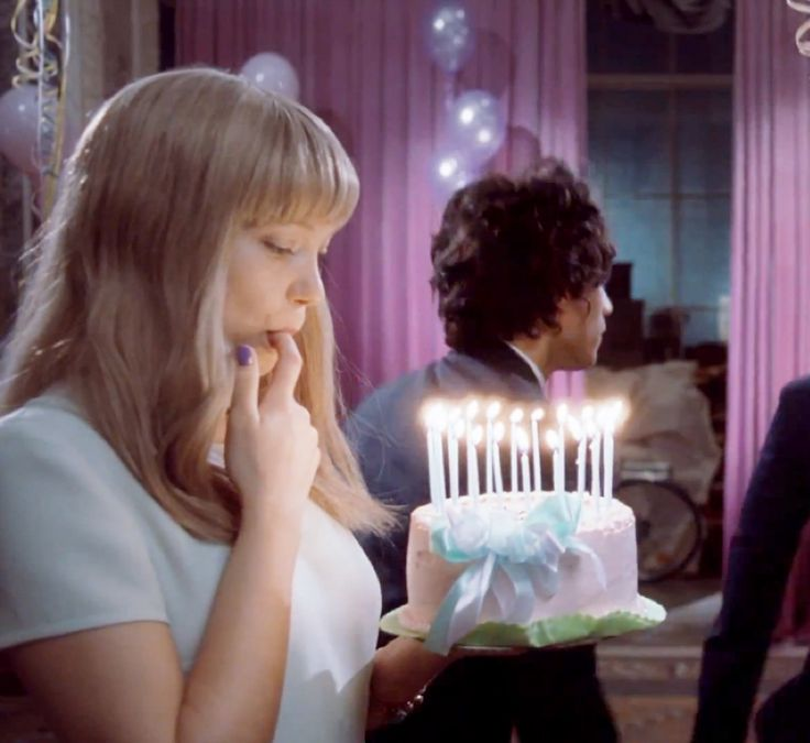 Léa Seydoux in the Prada Candy L'Eau film by Wes Anderson and Roman Coppola