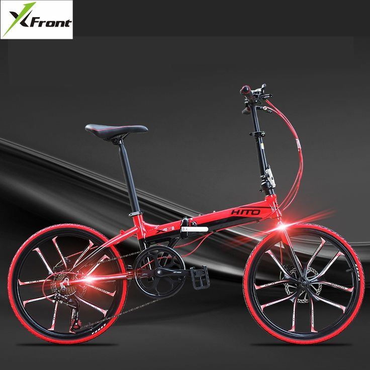 (380.05$)  Buy here - http://aiqj2.worlditems.win/all/product.php?id=32803465498 - New Brand aluminum alloy 20/22 inch frame 6 speed folding bike outdoor BMX Disc brake bicicletas lady children bicycle