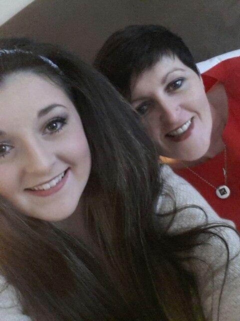 My girl and me