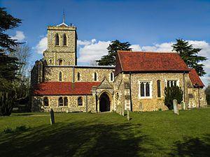 St. Michael's Church, St Albans Hertfordshire