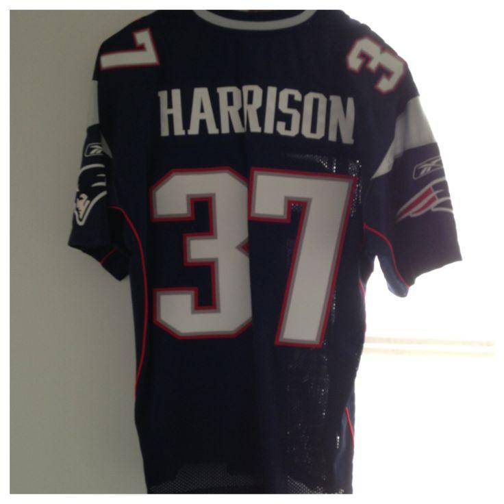2007 Rodney Harrison - Authentic 2008 Patriots Pro Shop