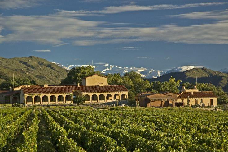 Estancia Colomé - Calchaquí Valleys, Salta, Argentina #Estancias #CalchaquiValleys #Salta #Argentina