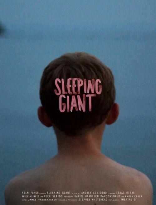 Andrew Cividino's Sleeping Giant, premiering at Critics' Week 2015.