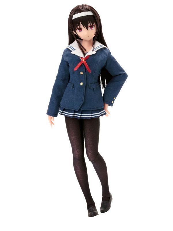 Azone presents the cute Kasumigaoka Utaha from the popular series Saekano: How to Raise a Boring Girlfriend.