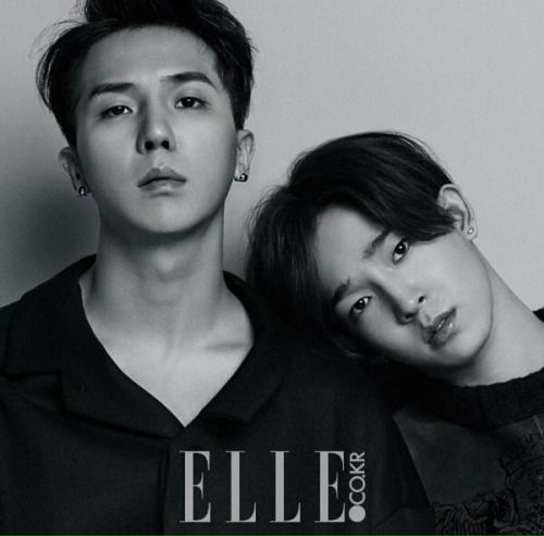 yg Winner pricked | IG] ELLE Korea Posts: #Mino & #Taehyun https://www.instagram.com/p ...