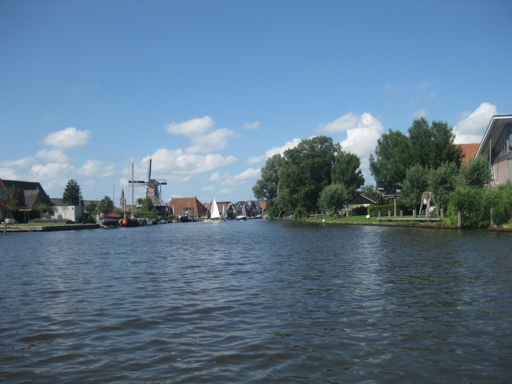 Woudsend, The Netherlands