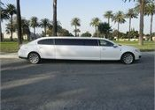 Lincoln MKS Stretch Limo