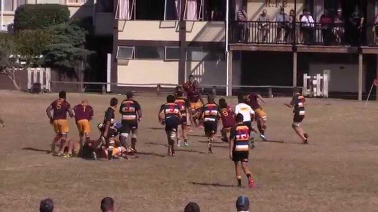 1-3 A Kaierau V's Border Highlights