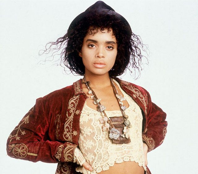 What Lisa Bonet Looks Like Now Photos: Just Love, A Tv And