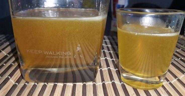 nápoj s škorice na chudnutie recept