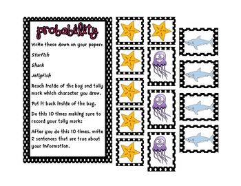 Here's a set of resources for station activities on probability.