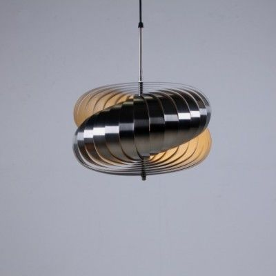 Located using retrostart.com > Hanging Lamp by Henri Mathieu for Unknown Manufacturer