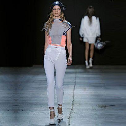 Alexander Wang SS12: Sportswear Fashion