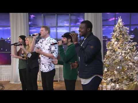 Pentatonix That's Christmas to Me CD & Bonus CD with Jane Treacy - YouTube